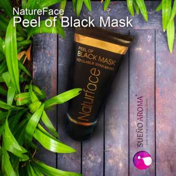 peal of blak mask 100ml