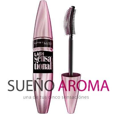 Maybelline Lash Sensational Intense Black Mascara