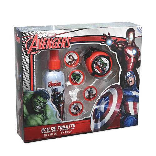 Παιδικό σετ Avengers EDT 100ml kid's giftset