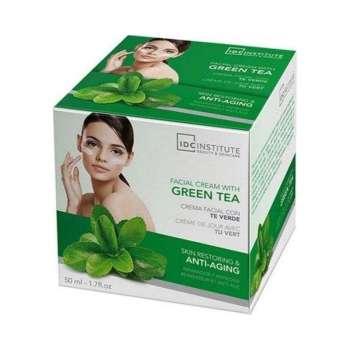 24h κρέμα προσώπου με πράσινο τσάι IDC Institute (ανάπλαση & αντιγήρανση)