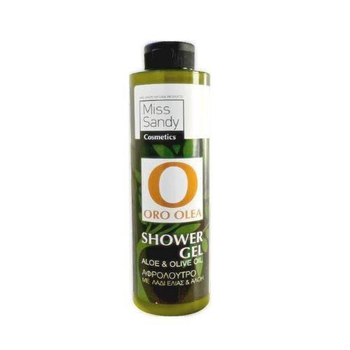Oro Olea Natural Shower Gel Λάδι Ελιάς & Αλόη 250ml