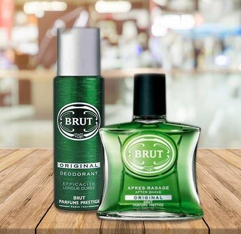 Brut Original Man's Giftset (After Shave & Deodorant)