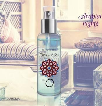 Pillow Mist (αρωματικό υφασμάτων) Arabian nights