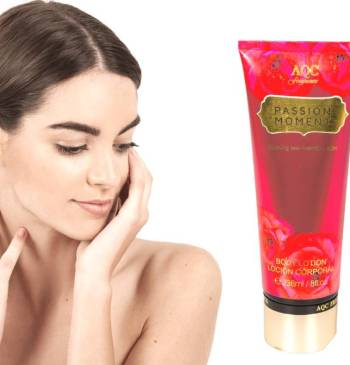 Body Lotion Passion Moment 236ml AQC Fragrances (IDC Institute)