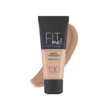 Maybelline Fit Me Make up Matte and Poreless Foundation 30ml No 130