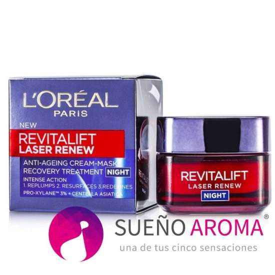 L'Oreal Revitalift Laser Renew anti-ageing cream - Night 50ml