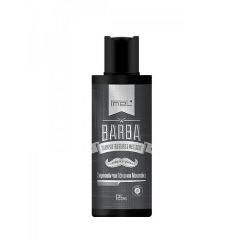 Σαμπουάν για γένια και μουστάκι BARBA 125ml