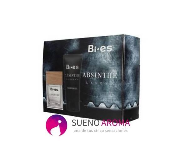 Bi • es - Absinthe Legend Giftset for Men