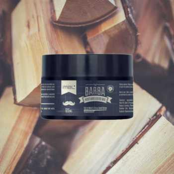 Κερί Μαλλιών και γενειάδας - BARBA - Men's Hair and beard Wax