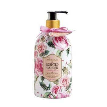 IDC Scented Garden Body Lotion Country Rose 500ml