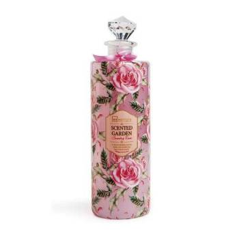 IDC Scented Garden Luxury Bubble Bath Country Rose 1000ml
