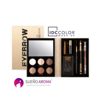IDC Color Eyebrow Beauty Book