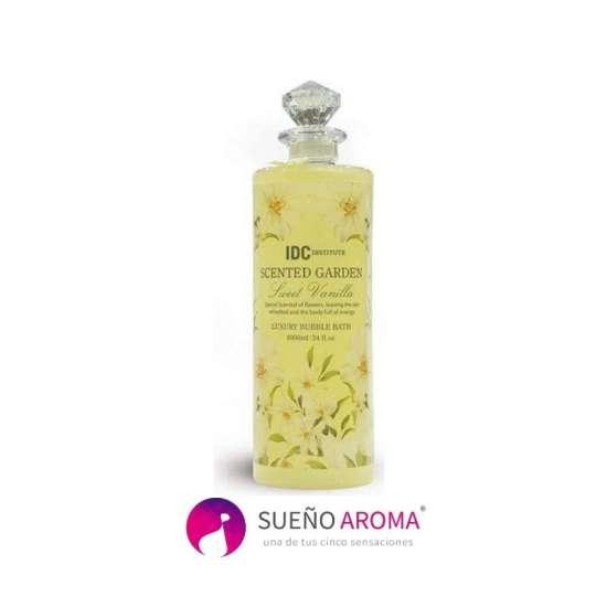 IDC Scented Garden Sweet Vanilla 1lit (Luxury Bubble Bath)
