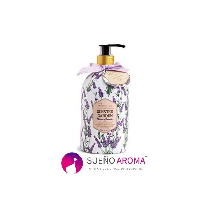 IDC Scented Garden Body Lotion Warm Lavender 500ml