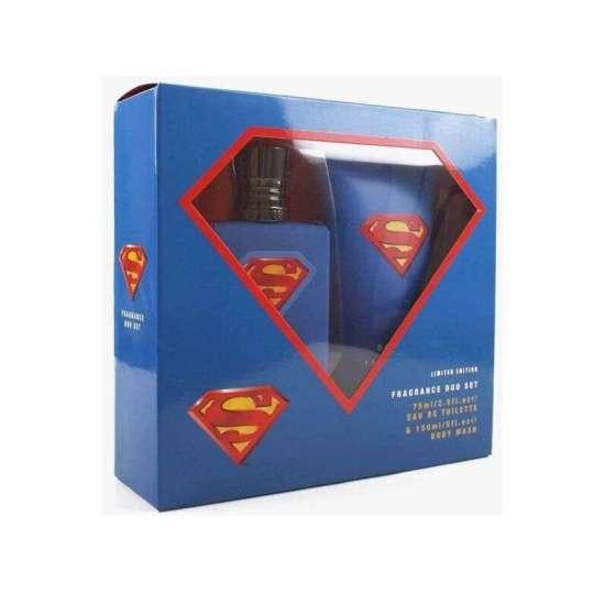 Παιδικό Σετ SUPERMAN GIFT SET Fragrance Duo Set