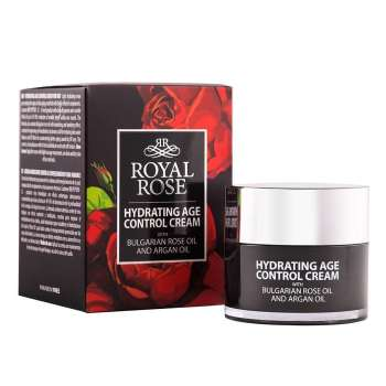 Κρέμα Προσώπου Hydrating Age Control For Men Royal Rose - Biofresh