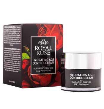Κρέμα Προσώπου Hydrating Age Control For Men Royal Rose - Biofresh