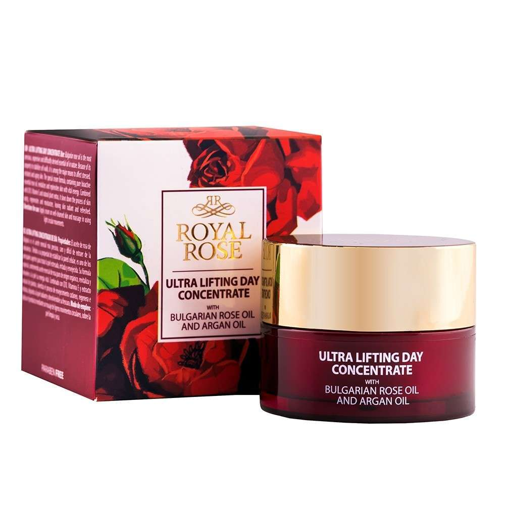 Ultra Lifting Concentrate Day Cream Royal Rose 40ml Biofresh