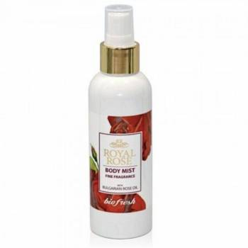 Royal Rose Biofresh Body Mist Fine Fragrance 150ml