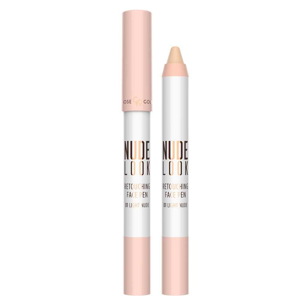 Golden Rose NUDE Look Retouching Face Pen 01 Light Nude