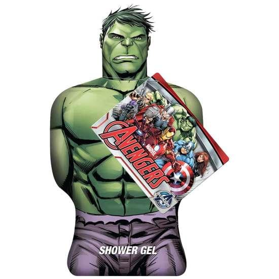 Παιδικό Αφρόλουτρο Hulk 350ml