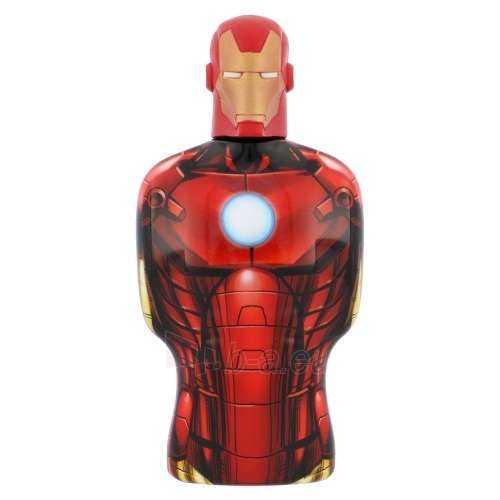 Παιδικό Αφρόλουτρο Iron Man 350ml