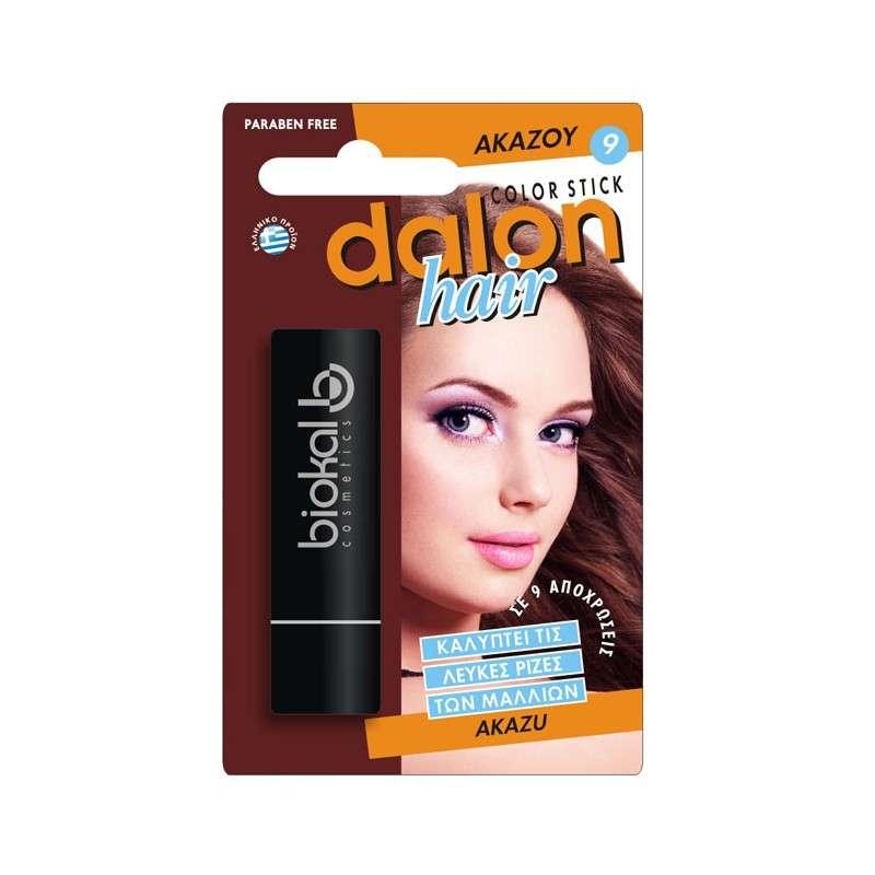 Dalon Hair Akazu Brown Στικ Κάλυψης Ακαζού