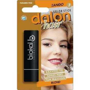 Dalon Hair Color Blond Στικ Κάλυψης Ξανθό
