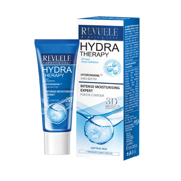 Κρέμα Ματιών REVUELE Hydra Therapy Έντονης Ενυδάτωσης