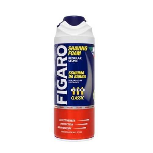 Figaro αφρός ξυρίσματος Regular Shave 400ml