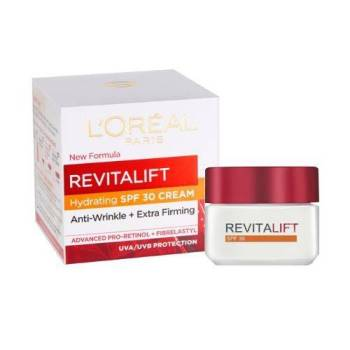 L'Oreal Revitalift Ενυδατική Αντιρυτιδική Εξτρα Συσφικτική SFP 30