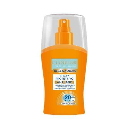 Clinians Protective Sunscreen Spray Αντηλιακό Σπρέυ SFP 20