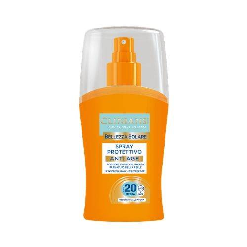 Clinians Protective Sunscreen Spray Αντηλιακό Σπρέυ SFP 20