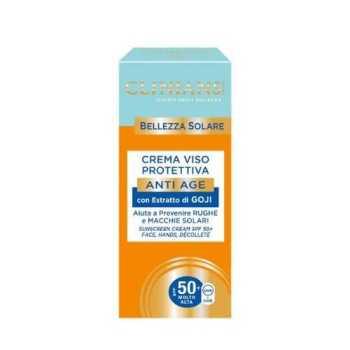 Clinians Sunscreen Face Cream Αντηλιακή Κρέμα Προσώπου SFP 50