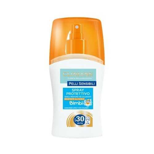 Clinians Sunscreen Milk Spray Αντηλιακό Σπρέυ για Παιδιά SFP 30