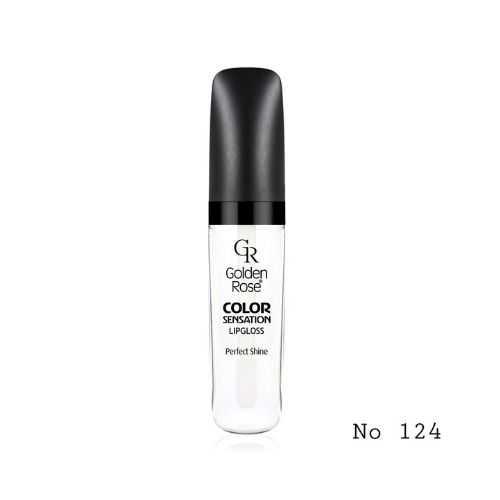 Color Sensation Lipgloss Golden Rose No 124