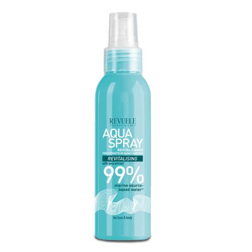 Revuele Aqua Spray Revitalising Πρόσωπο & Σώμα 200ml