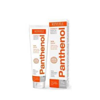 Revuele Panthenol SOS Balm Θεραπευτική Κρέμα για Πρόσωπο και Σώμα