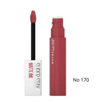 Maybelline Superstay Matte Ink Liquid Lipstick Κραγιόν 5ml Νο 170 Initiator
