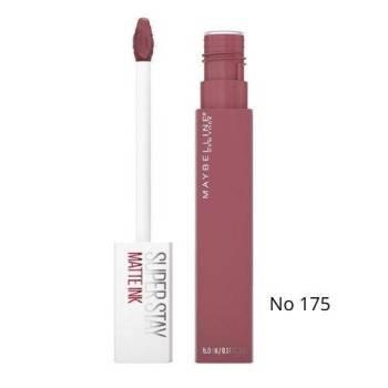 Maybelline Superstay Matte Ink Liquid Lipstick Κραγιόν 5ml Νο 175 Ringleader