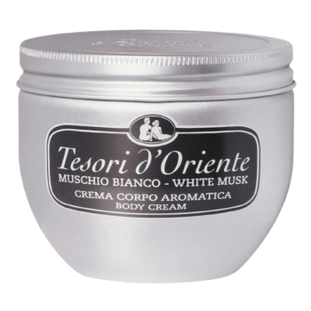 Tesori d'Oriente Body Cream White Musk 300 ml