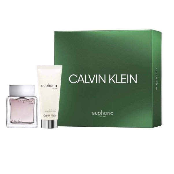 Calvin-Klein-Euphoria-Men-Giftset-Άρωμα-EDT-50ml-Αφρόλουτρο-100ml