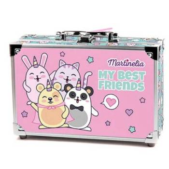 Martinelia Παιδικό Σετ Best Friends Forever Beauty Case 900gr