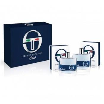 Sergio Tacchini Club Men Giftset Άρωμα EDT 100ml After Shave Lotion 100ml