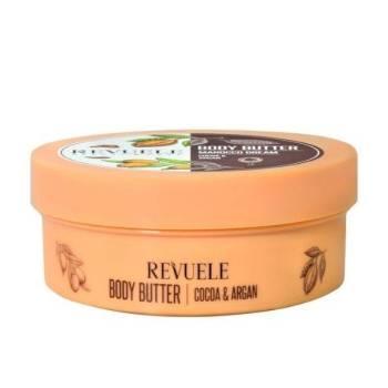Revuele Body Butter Marocco Dream Βούτυρο Σώματος με Κακάο & Αργκάν 200ml