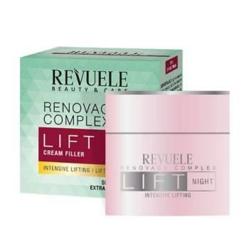 Revuele Renovage Lift Complex Αντιρυτιδική Ανορθωτική Κρέμα Νύχτας 50ml