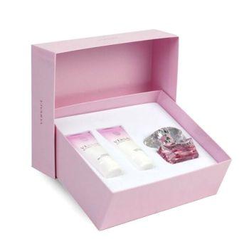 Versace Bright Crystal Σετ Δώρου Γυναικείο Άρωμα 50ml EDT Spray + Shower Gel 50ml+ Body Lotion 50ml