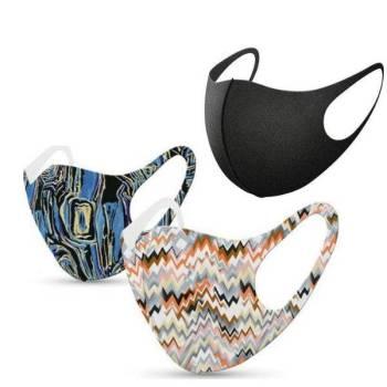 Fashion Ελαστική Μάσκα Προστασίας