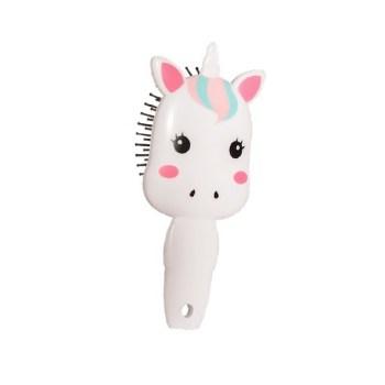 Martinelia Sweet Unicorn Hair Brush Βούρτσα Μαλλιών Μονόκερος 100gr