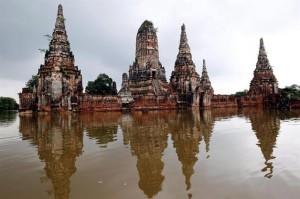 Thailandia inundada